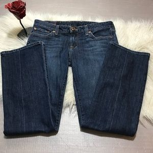 Lucky Brand Lola Boot Jean Short 8/29